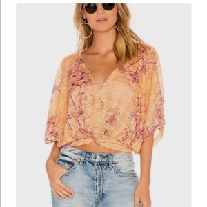 NWT Free People One Dance Top